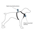 Tru-Fit Smart Dog Harness with Camera Mount  6
