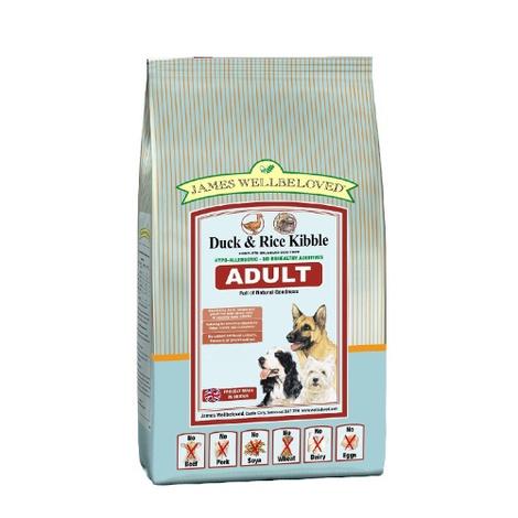 Adult Duck & Rice Dog Food