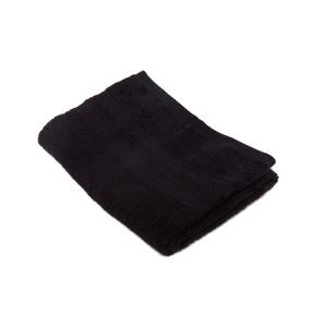 Personalised Pet Towel – Black