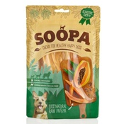 Soopa - Papaya Dog Chews (3 x 100g)
