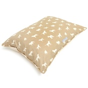 Mutts & Hounds - M&H French Grey Pillow Bed