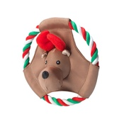 House of Paws - Reindeer Frisbee Dog Toy