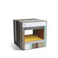 Bloq Eco Pet Bed & Side Table 11