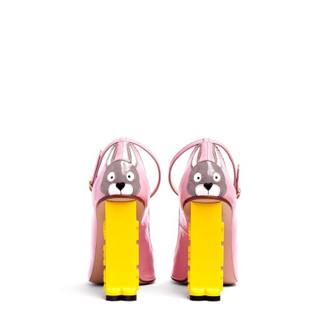 Pez Lapin Heeled Boots