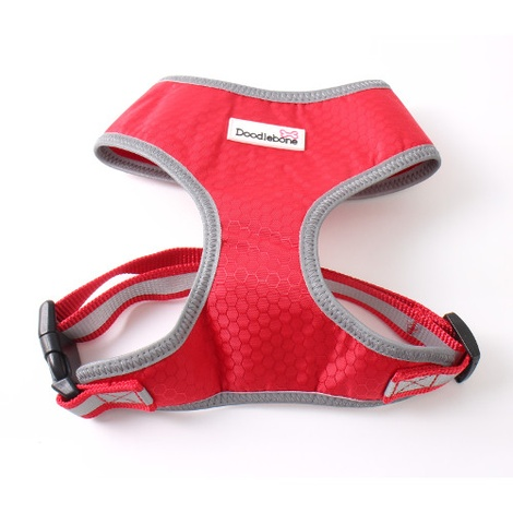 Toughie Harness - Red