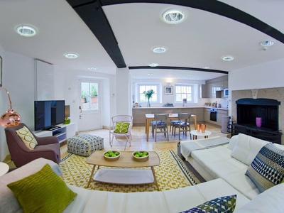 Lower Garden Suite At Craven House, Greater London, London