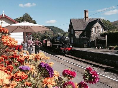Station House, Denbighshire, Glyndyfrdwy