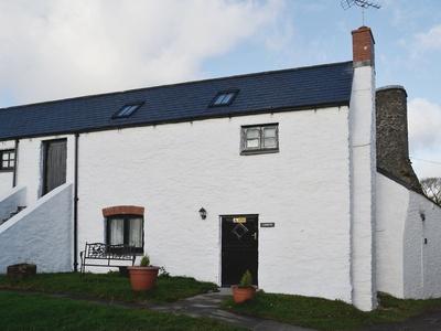 Gareth, Pembrokeshire, Milton