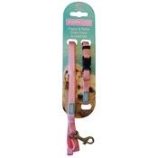 Hem & Boo - Pink Nylon Puppy Set