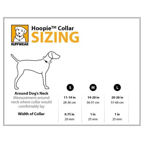 Hoopie Dog Collar - Teton 2