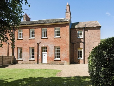 The Old Butlers Hse, Norfolk, Holt