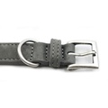 Nubuck dog collar - Garda 4