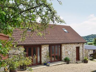 Little Shelvin Farm Cottage, Devon, Luppitt