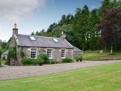 Ferniehaugh Cottage, Scottish Borders, Dolphinton