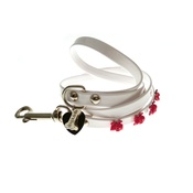 Dog & Dolls - Fancy Dog Lead - Fuschia