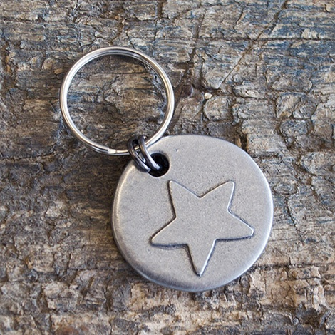 Star Dog ID Tag 2