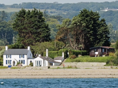 The Beach House, Isle of Anglesey, Llan-faes