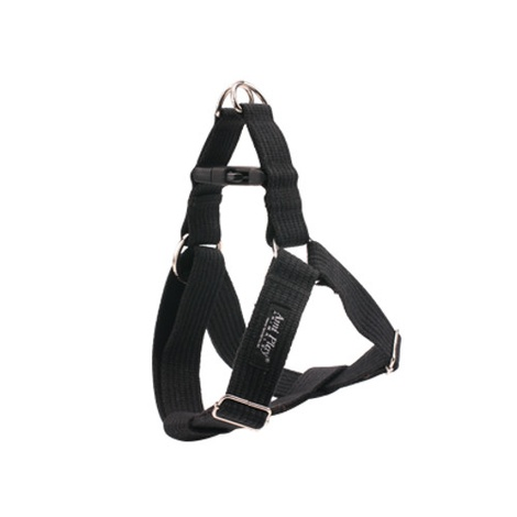 Ami Play Cotton Dog Harness – Black