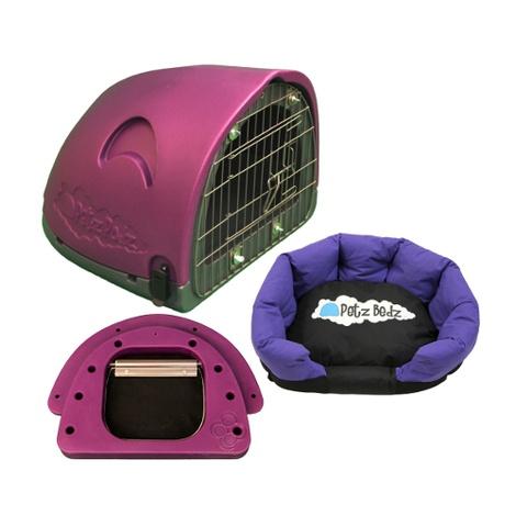Small PetzPodz Cat Pack - Purple