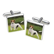 WithLoveFrom - Cufflinks - Bespoke Pet Photo