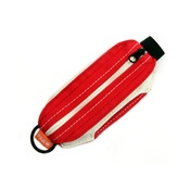 Long Paws - Pick Pocket Lead Pouch - Red