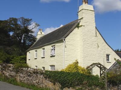Tregonhawke Farmhouse, Cornwall, Torpoint
