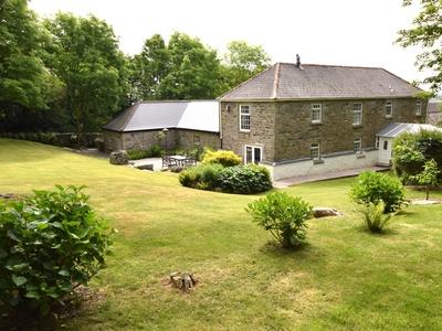 Tregoose Barn, Cornwall, Helston