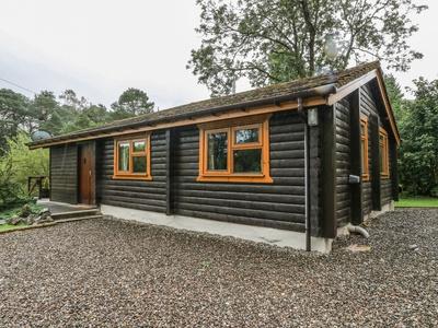 Millmore Cabin, Stirling, Killin