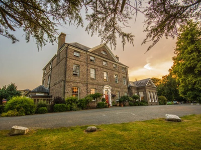 Peterstone Court Country Hotel & Spa, Wales, Powys