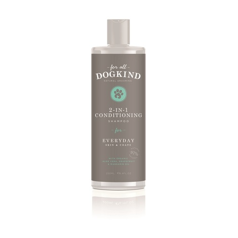 2-in-1 Conditioning for Everyday Skin & Coats, 250ml