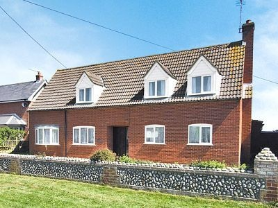 Cliff Cottage, Norfolk, Mundesley