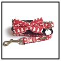 The Finland Bow Tie and Lead Set 2