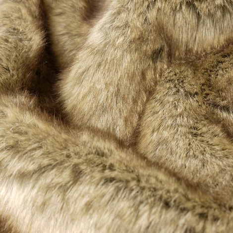 Faux-Fur & Fleece Dog Blanket - Foxy 2