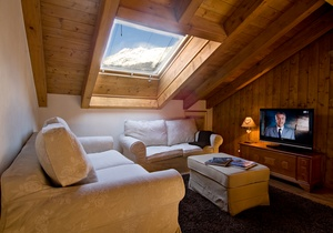 Carmen Mountain Chalet, Switzerland 5