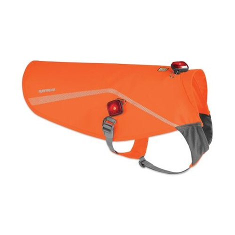Ruffwear Track Jacket - Blaze Orange 2