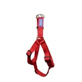 Nylon Dog Harness - Red