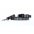 Deckchair Stripes Dog Collar 2