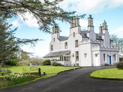 Forss House Hotel, Scottish Highlands