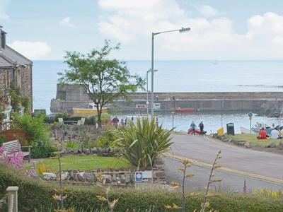 Harbourway, Northumberland, Craster