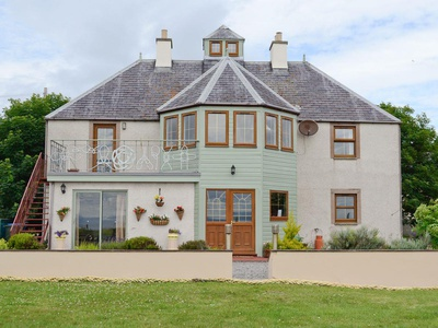 Seaside House, Highlands, Tain