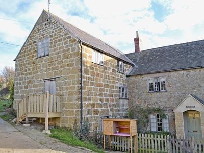 Millstones, Dorset, Chideock
