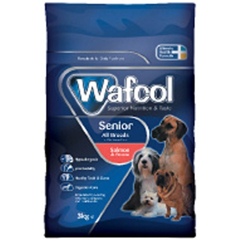 Wafcol Sensitive Salmon Potato Senior 12kg
