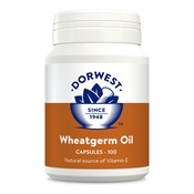 Dorwest Veterinary - Wheatgerm Oil Capsules for Dogs and Cats