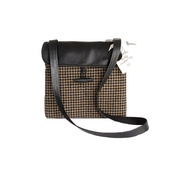 Twool - Woolly Bag Classic Houndstooth Cross Body Bag