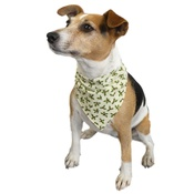 Dapper Pets - Christmas Holly Slip on Dog Bandana