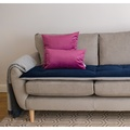 Velvet Scatter Cushion - Boysenberry 2