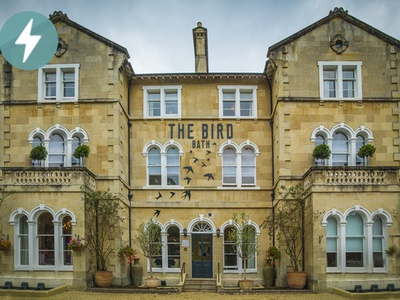 The Bird in Bath ,Somerset, Bath