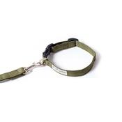 PetsPyjamas - Pawditch Khaki Dog Collar