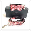 The Finland Bow Tie and Lead Set