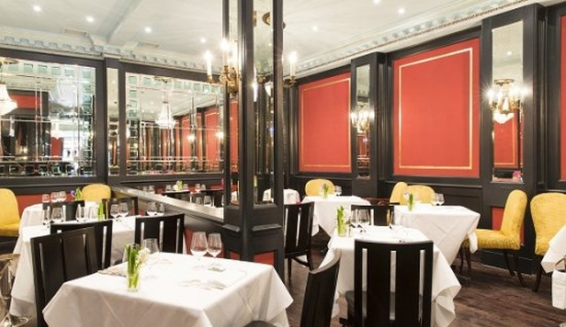 L'Escargot London 8